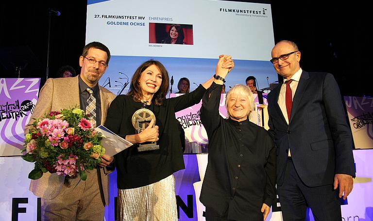 Ehrenpreis des FILMKUNSTFESTs Mecklenburg-Vorpommern
