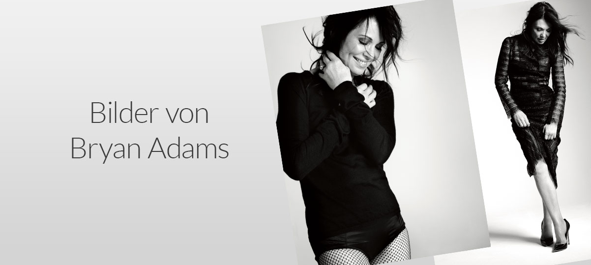Iris Berben - GalerieBryan Adams